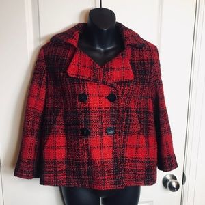 Talbots Double Breasted Blazer